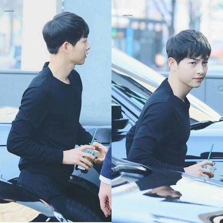 "Style dep den me man cua ""Big Boss"" Song Joong Ki - Anh 16"