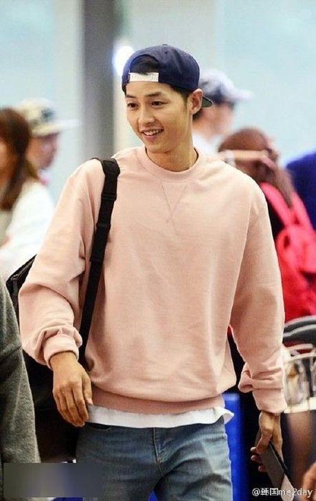 "Style dep den me man cua ""Big Boss"" Song Joong Ki - Anh 4"