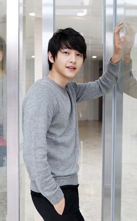 "Style dep den me man cua ""Big Boss"" Song Joong Ki - Anh 5"