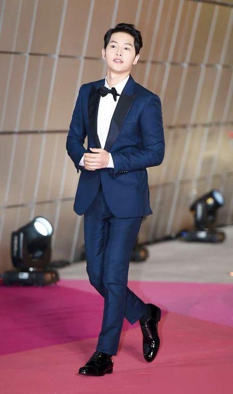 "Style dep den me man cua ""Big Boss"" Song Joong Ki - Anh 6"