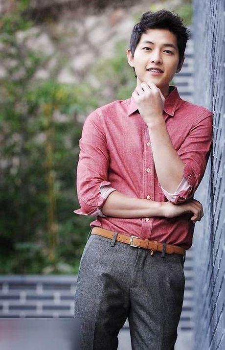 "Style dep den me man cua ""Big Boss"" Song Joong Ki - Anh 8"