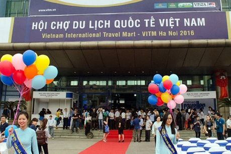 Ha Tinh tham gia Hoi cho du lich quoc te VITM - Ha Noi - Anh 1