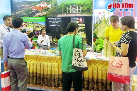 Ha Tinh tham gia Hoi cho du lich quoc te VITM - Ha Noi - Anh 2