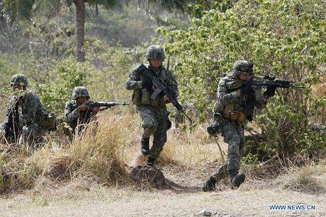 Viet Nam, Philippines len ke hoach tap tran chung o Bien Dong - Anh 1