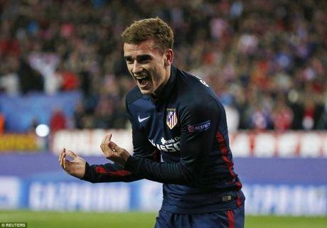 Griezmann toa sang giup Atletico Madrid da bay Barcelona - Anh 1