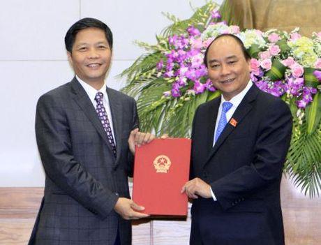 Bo truong Tran Tuan Anh: Tao dieu kien toi da cho doanh nghiep hoi nhap hieu qua - Anh 2