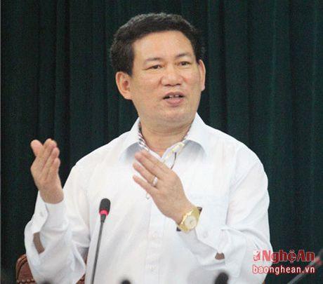 Dong chi Ho Duc Phoc ung cu DBQH khoa XIV khoi Trung uong - Anh 1