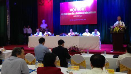 Dong chi Bui Van Cuong lam Chu tich Tong Lien doan lao dong Viet Nam - Anh 1