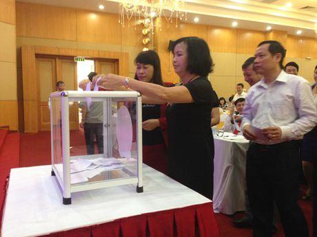 Dong chi Bui Van Cuong lam Chu tich Tong Lien doan lao dong Viet Nam - Anh 2