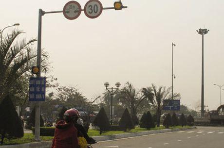 Tai sao Da Nang quyet giu han che toc do 40km/h? - Anh 1