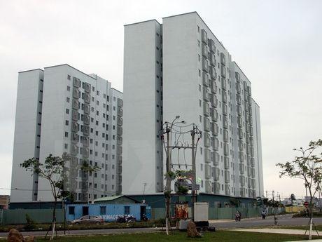 Binh Dinh sap xay nha o xa hoi cho khoang 1.200 nguoi dan - Anh 1