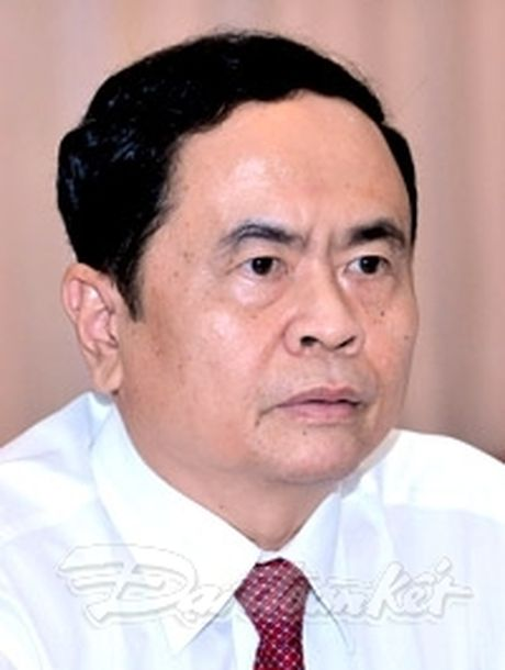 Ong Tran Thanh Man la Pho Chu tich- Tong Thu ky UBTU MTTQ Viet Nam - Anh 6