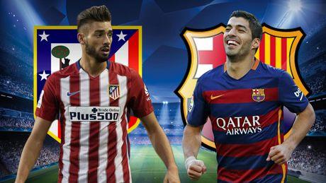 Cham diem Atletico Madrid - Barcelona: Messi te nhat - Anh 10