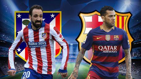 Cham diem Atletico Madrid - Barcelona: Messi te nhat - Anh 2