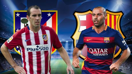 Cham diem Atletico Madrid - Barcelona: Messi te nhat - Anh 3