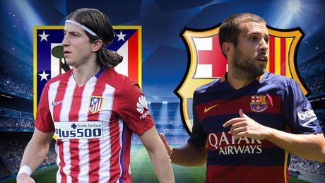 Cham diem Atletico Madrid - Barcelona: Messi te nhat - Anh 5