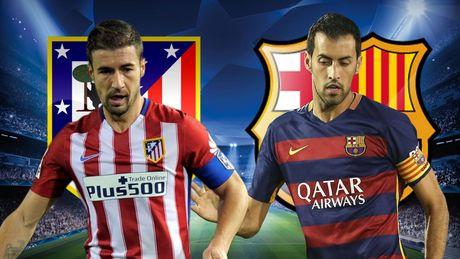 Cham diem Atletico Madrid - Barcelona: Messi te nhat - Anh 6