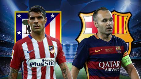 Cham diem Atletico Madrid - Barcelona: Messi te nhat - Anh 7