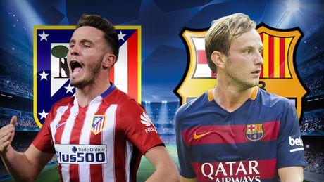 Cham diem Atletico Madrid - Barcelona: Messi te nhat - Anh 8