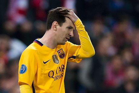 Barca guc nga truoc loi nguyen Champions League - Anh 1