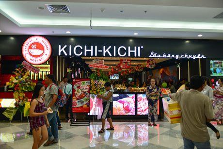 Kichi Kichi, GoGi House va Cowboy Jack's khai truong - Anh 4