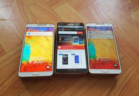 5 smartphone man hinh lon, RAM 3 GB tam gia 5 trieu dong - Anh 3