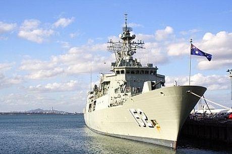 Australia la 'chia khoa' kiem che Trung Quoc tren Bien Dong - Anh 1