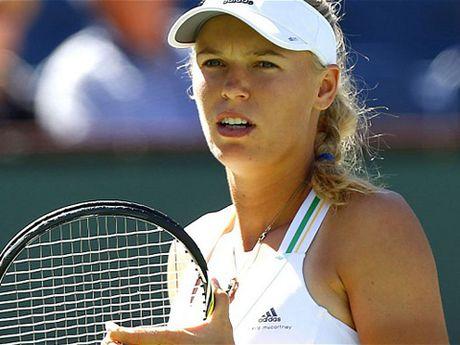 Caroline Wozniacki co the lo hen voi Roland Garros - Anh 2