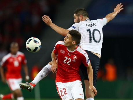 EURO 2016: Da xac dinh duoc 4 doi vao vong 1/8, 2 doi bi loai - Anh 1