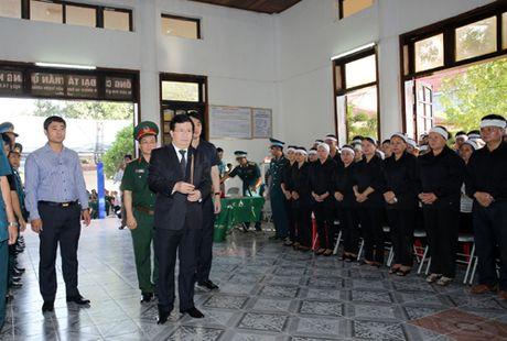 Thu tuong, cac Pho Thu tuong vieng Dai ta liet si Tran Quang Khai - Anh 2