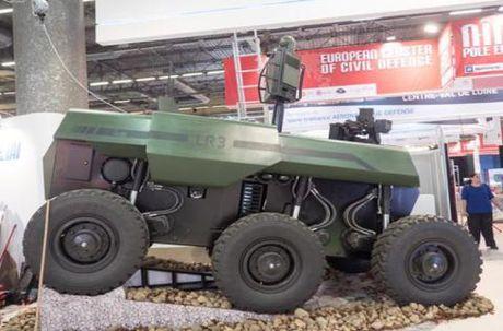 Israel khang dinh ngoi dau voi robot kieu modul - Anh 1