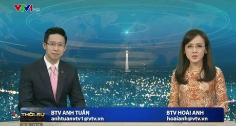 BTV Hoai Anh tiet lo hau truong di chan dat dan thoi su - Anh 3
