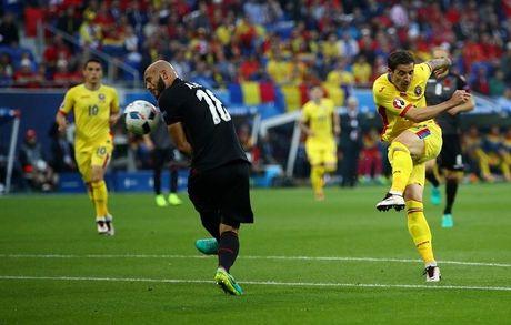 "Anh Euro 2016 Romania 0 - 1 Albania: Tieng noi cua ke ""chieu duoi"" - Anh 2"