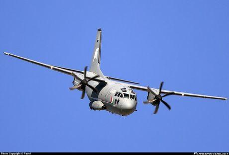 Kho mua C-130, Viet Nam co the chon may bay C-27J? - Anh 4