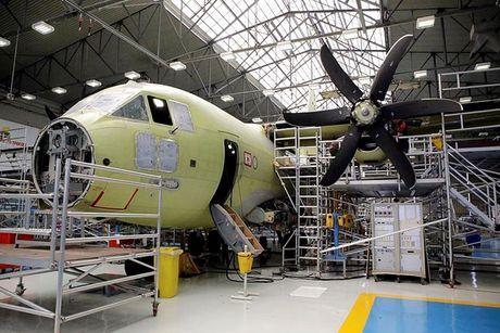 Kho mua C-130, Viet Nam co the chon may bay C-27J? - Anh 5