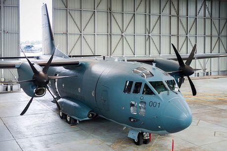 Kho mua C-130, Viet Nam co the chon may bay C-27J? - Anh 6