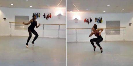 Ket hop hip-hop va ballet - Anh 1