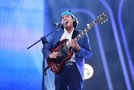 Vietnam Idol Kids: Ho Van Cuong khien giam khao 'rung roi' - Anh 5