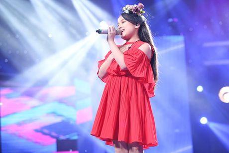 Vietnam Idol Kids: Ho Van Cuong khien giam khao 'rung roi' - Anh 7