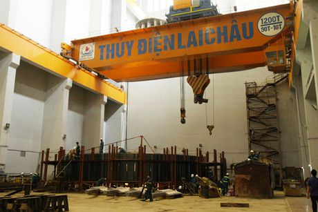 Phat dien To may so 2 cua Nha may thuy dien Lai Chau - Anh 11