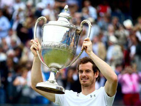 Murray gui chien thu ngam den Novak Djokovic - Anh 1