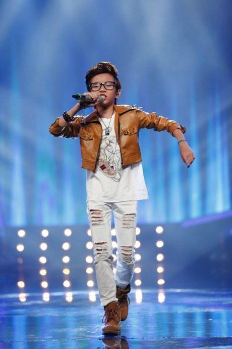 Vietnam Idol Kids liveshow 3: Diep Nhi dung buoc - Anh 5