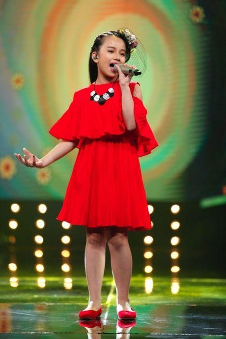 Vietnam Idol Kids liveshow 3: Diep Nhi dung buoc - Anh 7