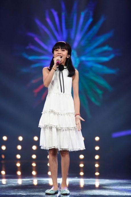 Vietnam Idol Kids liveshow 3: Diep Nhi dung buoc - Anh 8