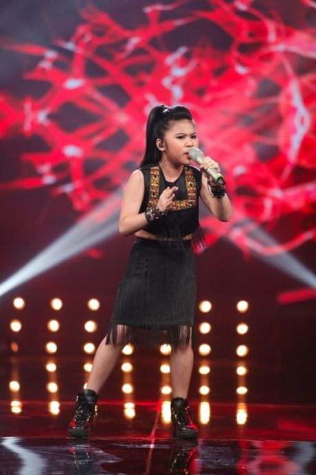 Vietnam Idol Kids liveshow 3: Diep Nhi dung buoc - Anh 9