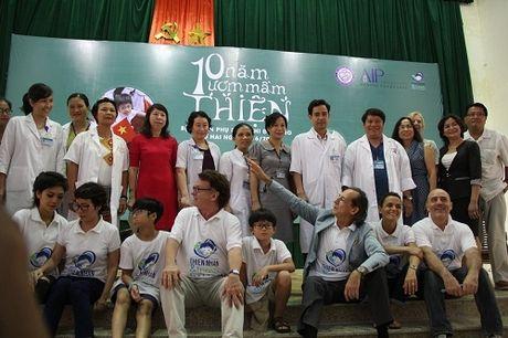 'Chu linh chi' Thien Nhan va hanh trinh 10 nam vuot len so phan - Anh 1