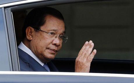 Ong Hun Sen tuyen bo khong ung ho phan quyet cua PCA - Anh 1