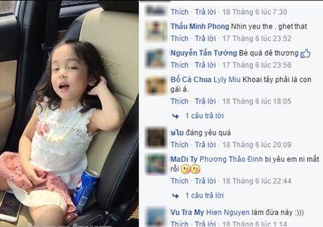 "Tiet lo bat ngo ve be gai cover ""Ngoc"" cua Huong Tram gay xon xao - Anh 1"
