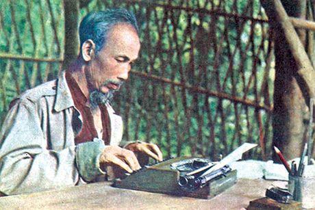Tu tuong Ho Chi Minh ve bao chi cach mang Viet Nam - Anh 1