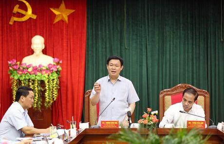 Tuyen Quang phai phan dau di dau khu vuc ve cai thien moi truong dau tu kinh doanh - Anh 1